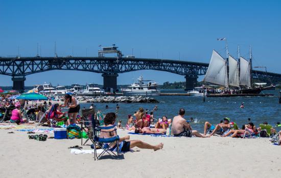 Picture Of Yorktown Beach