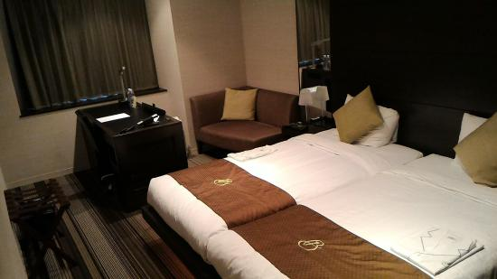Hotel Brighton City Osaka Kitahama: P_20160604_155324_large.jpg