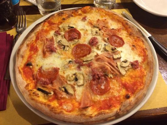 David 2 : Pizza tosta