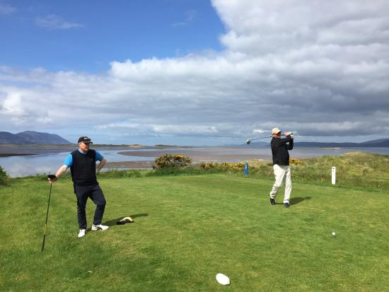 Dooks Golf Club: 2nd Tee at Dooks
