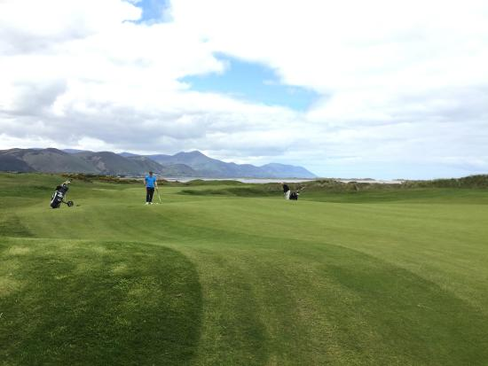 Dooks Golf Club: Pristine greens
