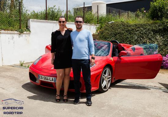 lamborghini ferrari location bordeaux car rental picture of supercar. Black Bedroom Furniture Sets. Home Design Ideas