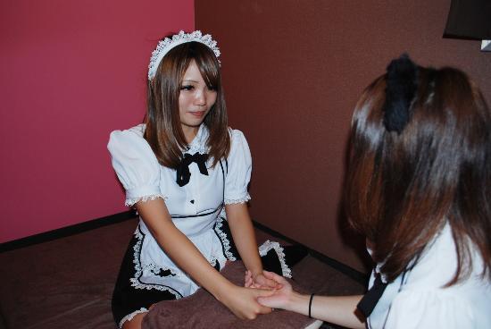 Maid Reflexology Chocolat