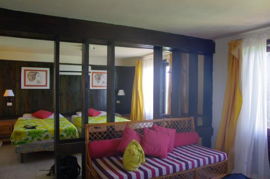 Villa Las Brujas: Bungalow