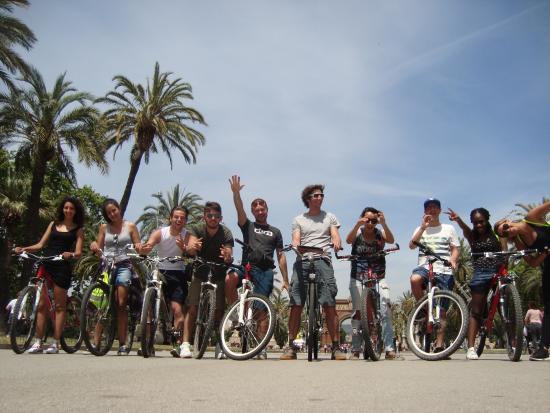 Bikes Sitges