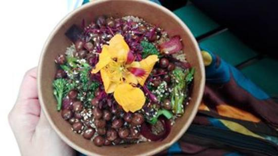 Neal's Yard Salad Bar: Una de las ensaladas