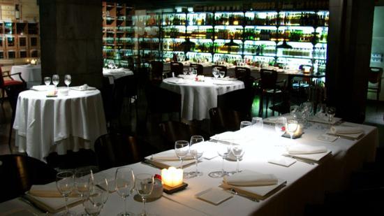 Speakeasy Restaurant: Interior del restaurante clandestino, Speakeasy.