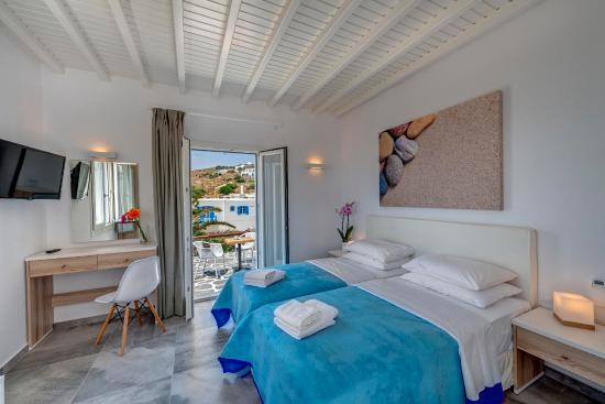 Tourlos, Greece: Superior Twin/Double room