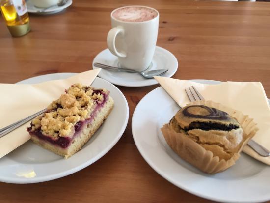 Jute Baeckerei: Streusel- und Marmorkuchen mit Kakao