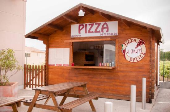 Pizza Délice Le Chalet