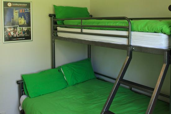 YHA Exford : Private bunk room