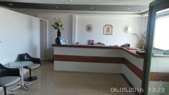 Neptune Hotel Apts.: RECEPTION