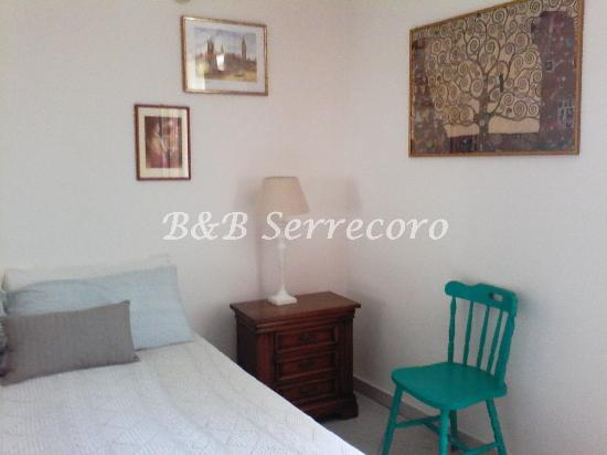 Urzulei, Italia: la camera da letto