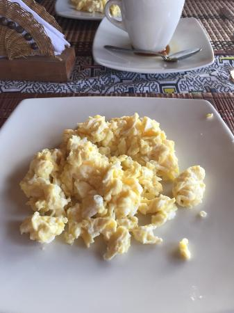 Wasai Maldonado Eco Lodge: Wasai Eco Lodge Breakfast