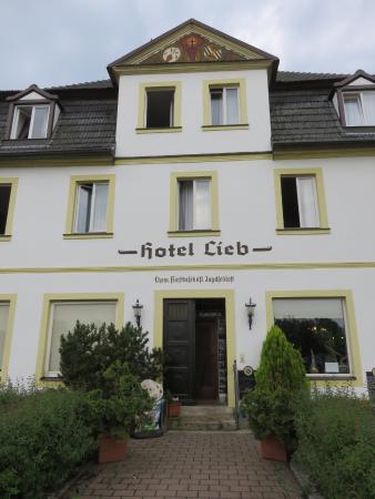 Hotel Lieb Cafe Bug Bild