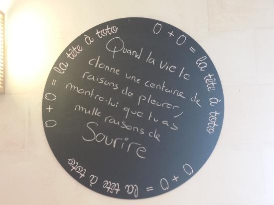Esvres, Frankrike: Este es el bello mensaje que nos deja La Ronde des Crepes
