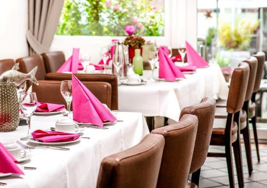 restaurant: wohnzimmer - bild von bei kliewe im westfalischen hof, Wohnzimmer