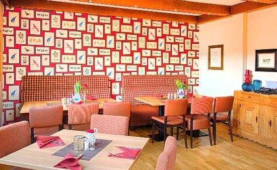 Bei Kliewe Im Westfalischen Hof: Restaurant: Wohnzimmer