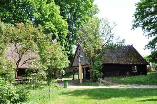Kaszubski Park Etnograficzny we Wdzydzach Kiszewskich