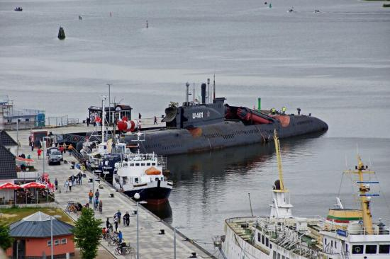 U-Boot-Museum Peenemunde
