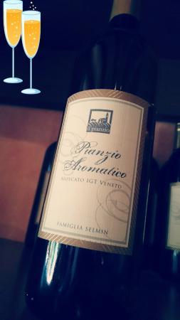 Galzignano Terme, Italy: bottiglia
