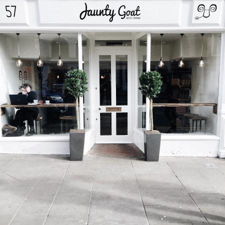 Jaunty Goat Coffee