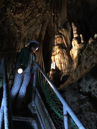Furen Limestone Cavern: 風連鍾乳洞