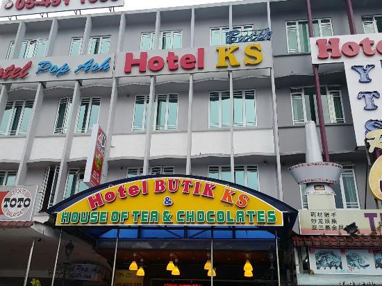 Hotel Butik Ks