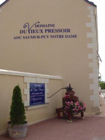 Vaudelnay, Francja: Le Domaine
