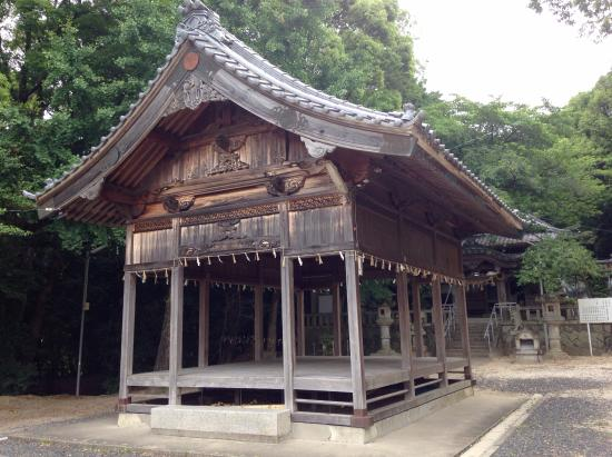Jumoku Shrine