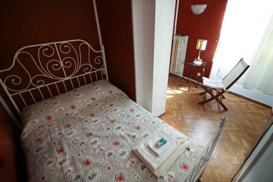 Martindago B&B: RED room