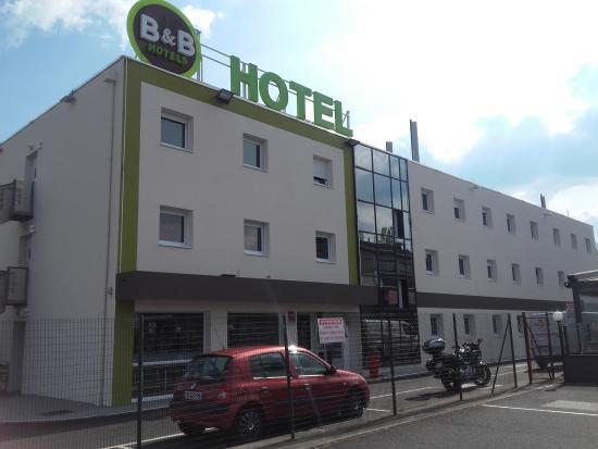 b b hotel clermont ferrand sud aubi re aubiere voir les tarifs et 108 avis. Black Bedroom Furniture Sets. Home Design Ideas