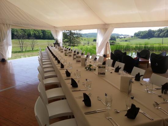 Montbeliard, Francia: repas affaires