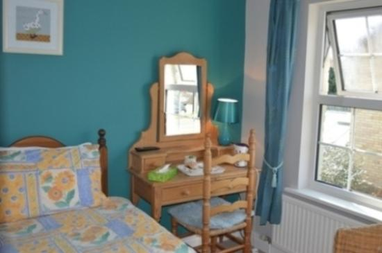 "Bluntisham, UK: ""Grebe"" Single room with en-suite shower room"