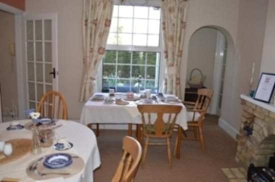 Bluntisham, UK: Dining Room