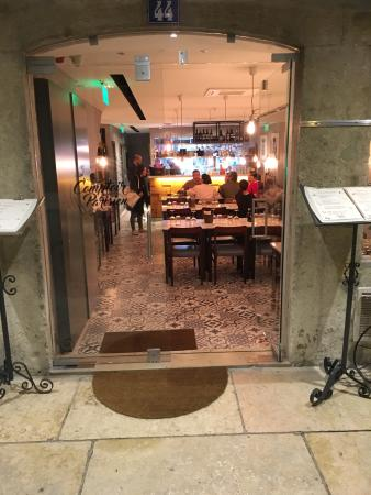Restaurante Comptoir Parisien