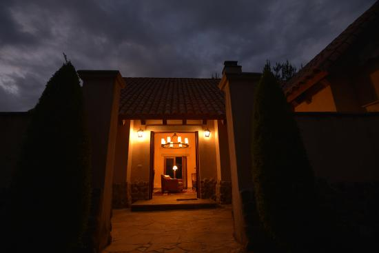 Las Casitas del Colca : Mysterious and magical hotel.