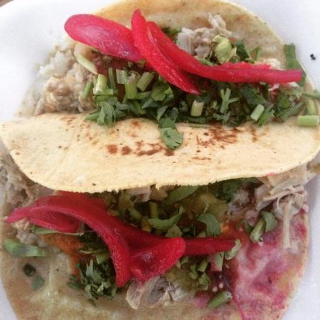 Food Truck Park Leon: tacos de lechón