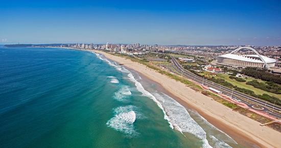 Buckleigh Guest House: Durban beachfront