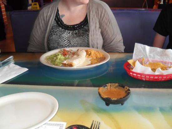 El Azteca Mexican Restaurant: More food