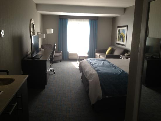 Liverpool, Nowy Jork: Maplewood Suites - my guest room