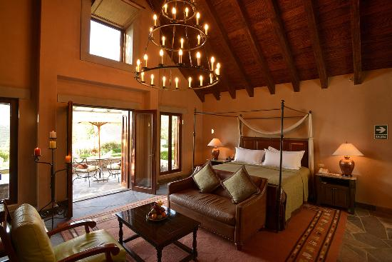 Belmond Las Casitas: Comfortable and luxurious room.