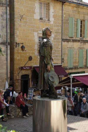 Statue Cyrano de Bergerac