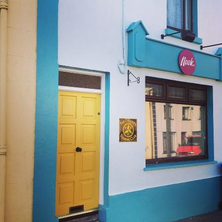 Collooney, Irlandia: Nook Cafe
