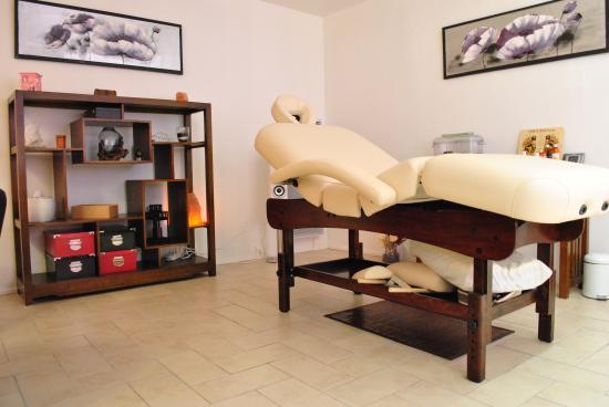 Vanarom's Nature: Salle de Massage