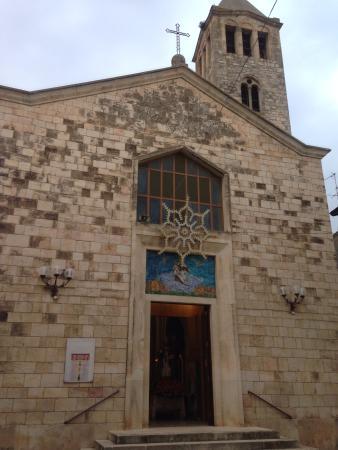 Santeramo in Colle, Italie : Chiesa del Carmine