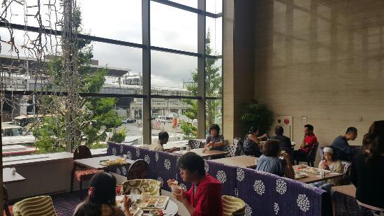Hotel Keihan Kyoto: 20160605_083732_large.jpg