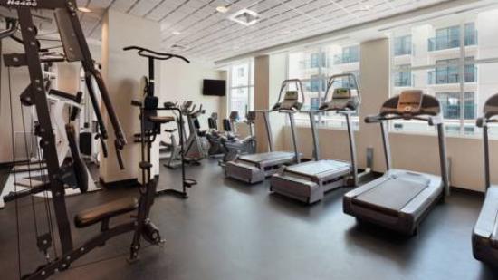 Holiday Inn Hotel & Suites Ocean City: Gym