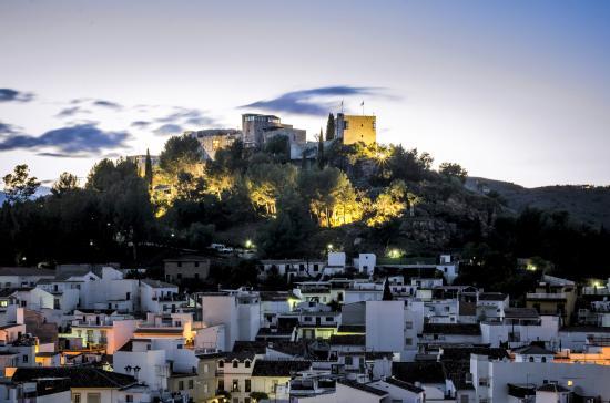 Castillo de Monda 1