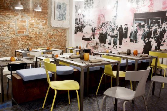 Industria firenze santa maria novella ristorante recensioni